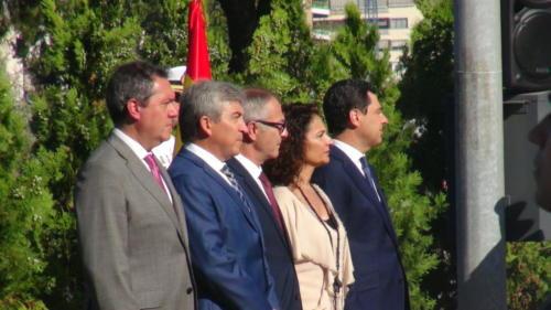 1.-Acto Oficial en Sevilla